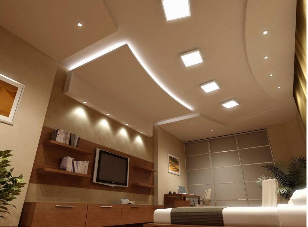 Aveti o camera cu pereti inalti? Decorati-va tavanul! - Corpuri de iluminat