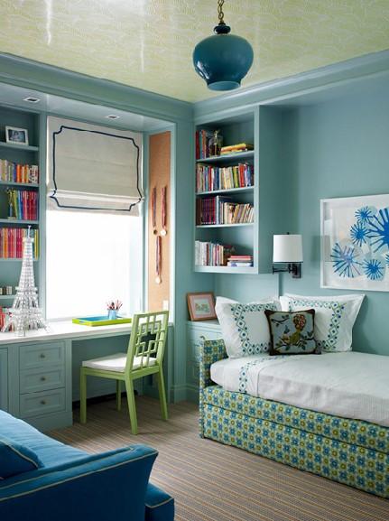 Aveti o camera cu pereti inalti? Decorati-va tavanul!  - Aveti o camera cu pereti inalti?