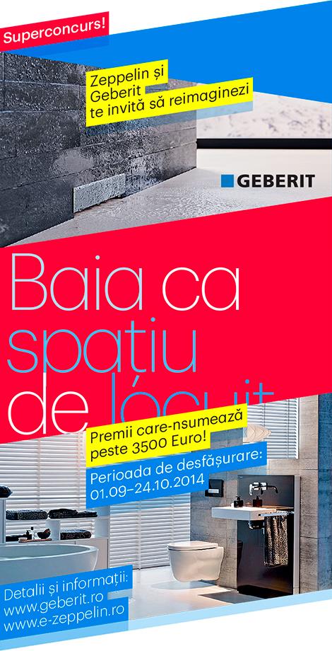 Concurs Geberit - Concurs Geberit