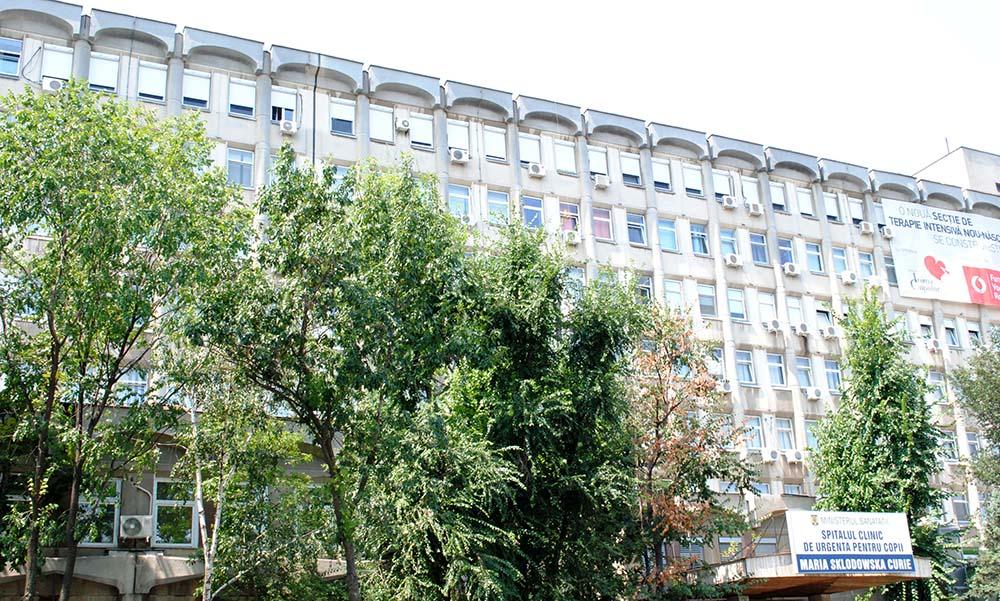 Spitalul clinic de urgenta Marie Curie - Spitalul clinic de urgenta Marie Curie