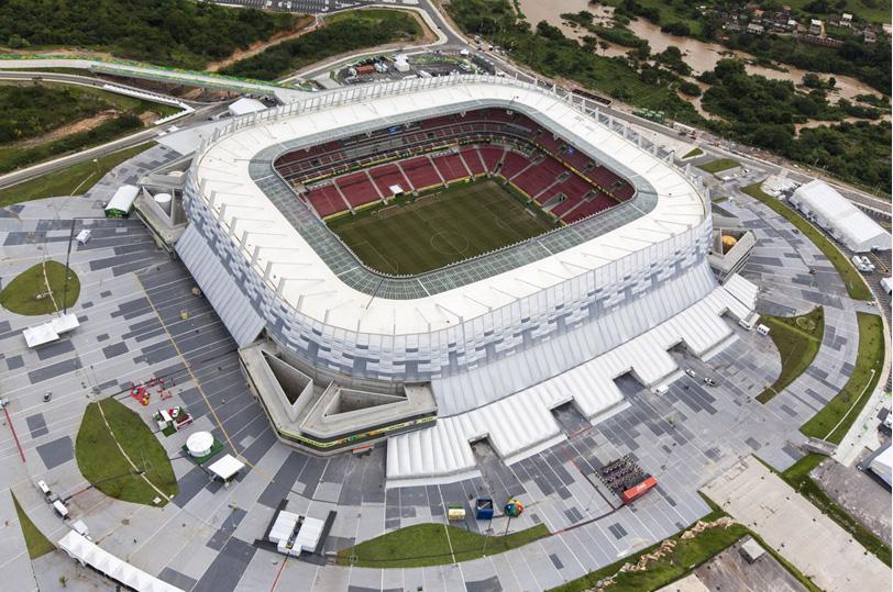 Arena Pernambuco - Arena Pernambuco