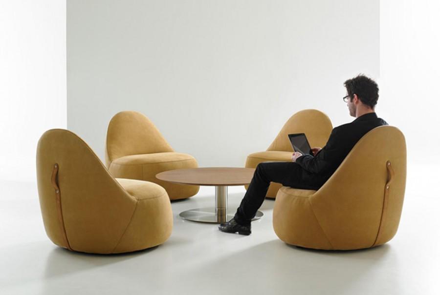 Mitt - Bernhardt Design - Mitt