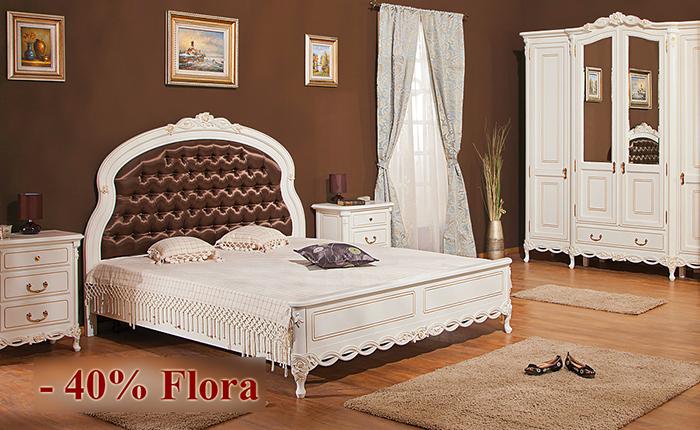 Dormitor Flora - Reduceri Casa Mobila Simex