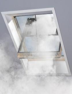 Fereastra de mansarda pentru evacuare fum - VELUX GGL* - Fereastre de mansarda pentru evacuare fum - VELUX