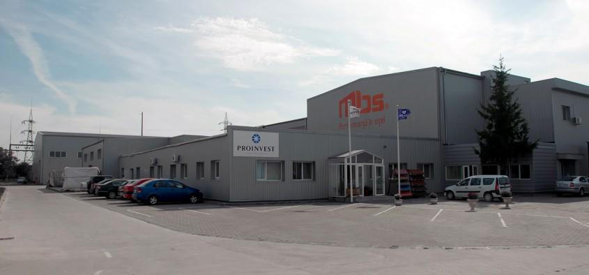 Fabrica Proinvest Grup - Proinvest Group investeste peste un milion de euro in noi facilitati de