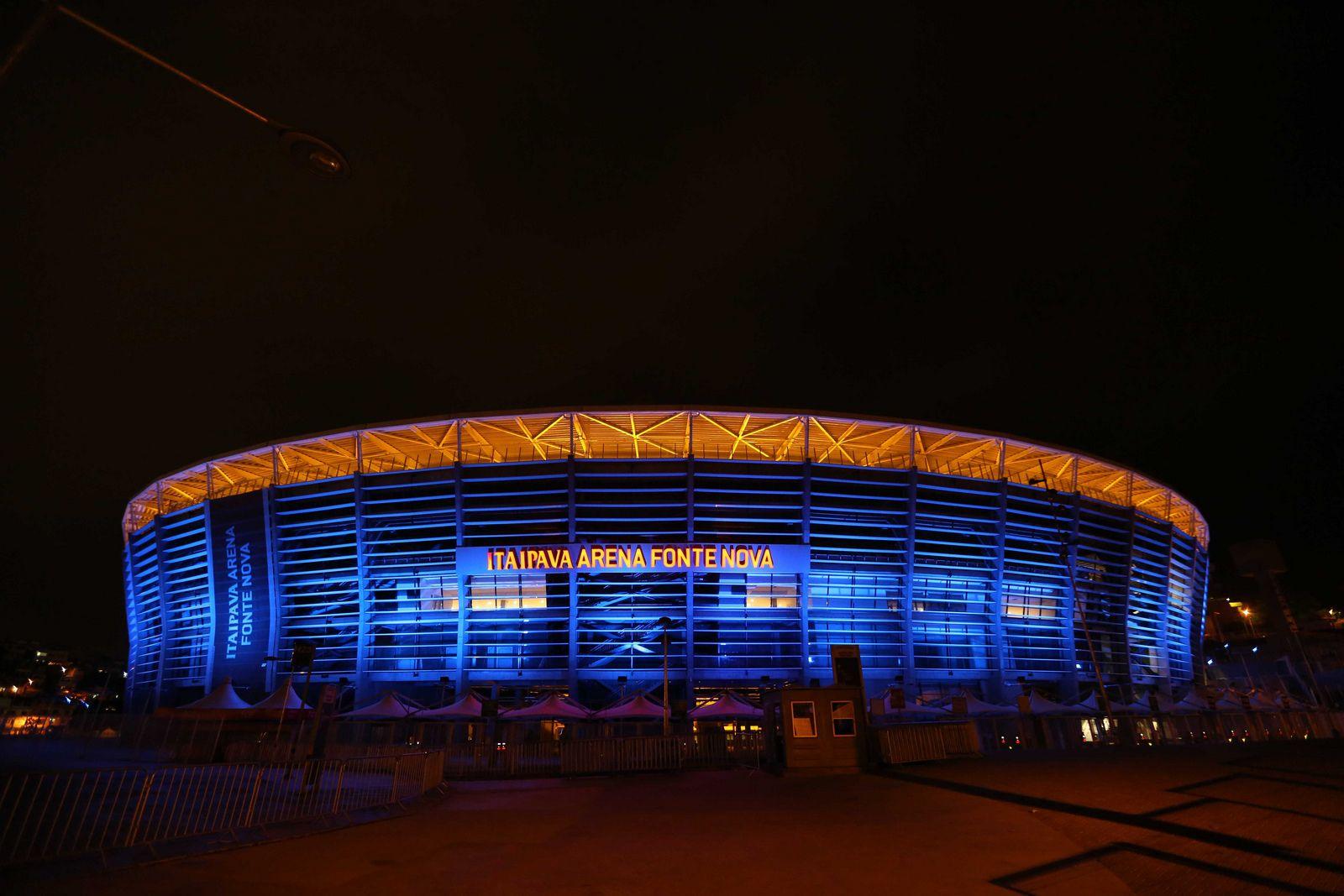 Itaipava Arena Fonte Nova - Itaipava Arena Fonte Nova