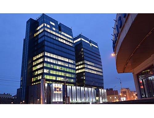 Centrul de afaceri Sibiu - Complex de birouri Centrul de Afaceri Sibiu