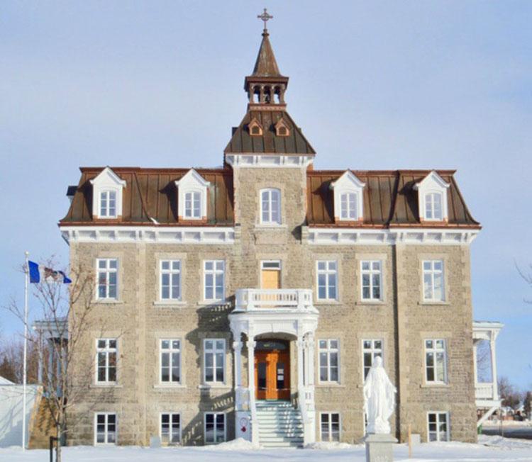 Manastirea Sain Roch-de-l'Achigan - Manastirea Sain Roch-de-l'Achigan