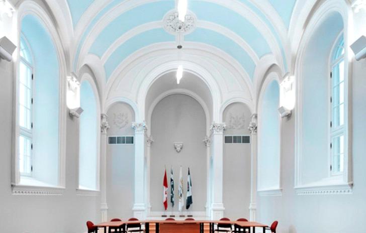 Manastirea Sain Roch-de-l'Achigan - Manastirea Sain Roch-de-l'Achigan - interior
