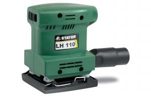 Slefuitor 135 W - LH 110 STAYER - Masini de slefuit suprafete - STAYER