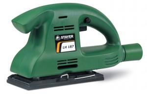Slefuitor 140 W - LH 187 STAYER - Masini de slefuit suprafete - STAYER