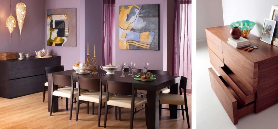 Mobilier sufragerii - Colectia Arrmanio - Mobilier dinning - Colectia Arrmanio