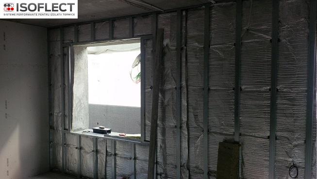 Sistemele ISOFLECT aplicate la blocurile de locuinte - Sistemele ISOFLECT aplicate la blocurile de locuinte