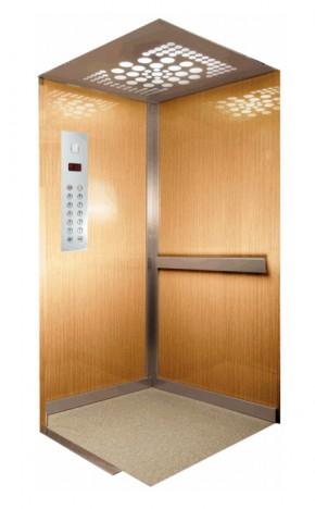 Modernizare cabina ascensor lemn sau imitatie de lemn - Modernizari lifturi si ascensoare