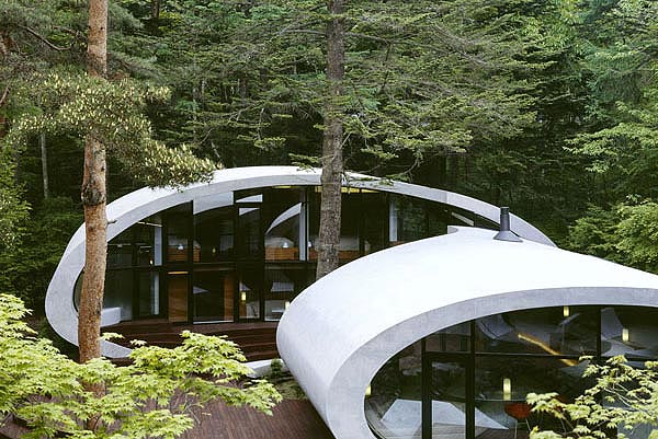 The Shell Residence - The Shell Residence