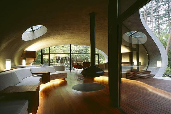 The Shell Residence - The Shell Residence - interior
