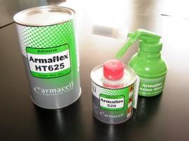 Pompa pentru adeziv - Izolatii termice pentru instalatii - ARMACELL
