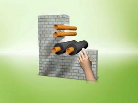 34 Pasta ignifuga rezistenta la temperaturi inalte - Armaprotect 1000 - Izolatii termice pentru instalatii - ARMACELL