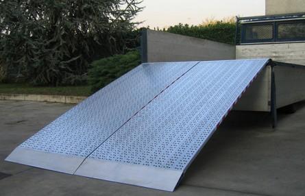 Rampa de incarcare din aliaj de aluminiu pentru motociclete M030 - Rampe de incarcare