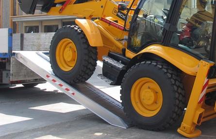 Rampa de incarcare din aluminiu Metalmec M200/M230 - Rampe de incarcare