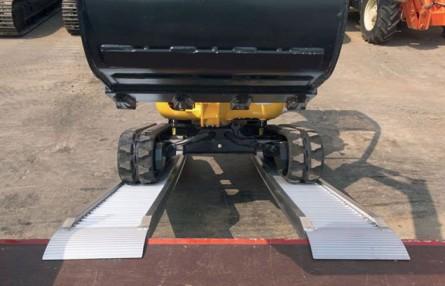Rampa de incarcare Metalmec M100 - Rampe de incarcare