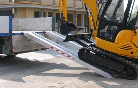 Rampa de incarcare Metalmec M165 - Rampe de incarcare