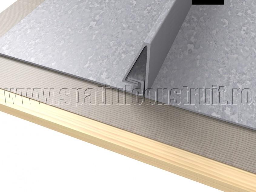 Falt prefabricat - Tabla pentru invelitori