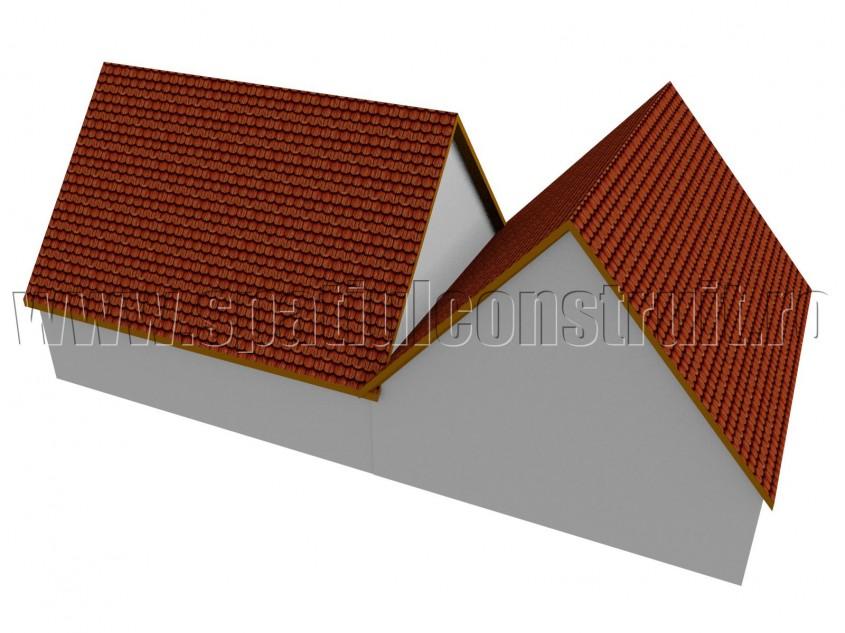 Amplasare incorecta a versantilor - Rezolvari incorecte la acoperisuri