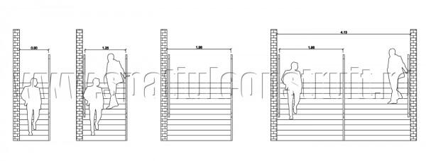 Latimi de rampe - Latimi de rampe