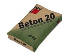 Beton uscat TrockenBeton 20 - BAUMIT - Betoane gata preparate