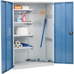 Cuiere si carlige in interiorul unui dulap (sursa: www.officestor.co.uk) - Alte obiecte care ne ajuta la depozitare si organizare