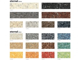 Eternal  Stone/ Mica - Pardoseli PVC eterogene ETERNAL