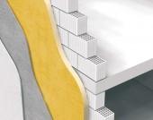 Termoizolatie exterioara sub tencuiala decorativa - Perete exterior