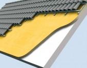 Termoizolarea pe acoperisuri inclinate masive cu Elastopor H - Acoperis inclinat / Acoperis plan