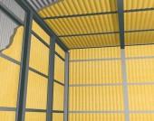 Termoizolare interioara a grajdurilor si constructiilor agricole cu Elastopor H - Planseu sub acoperis / Pardoseala / Plafonul subsolului / Acoperis si perete
