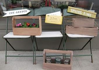 Cateva etichete si cutii din lemn va ajuta la o mai buna organizare dar si sa