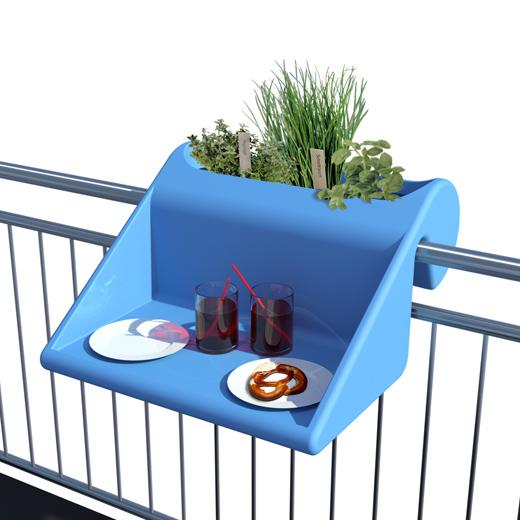 Suport pentru flori: design Michael Hilgers (foto: homeapps.rephorm.de) - Idei decorative