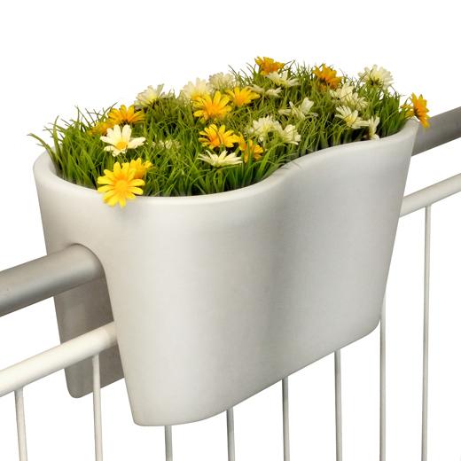 Jardiniera creata de Michael Hilgers (foto: homeapps.rephorm.de) - Idei decorative
