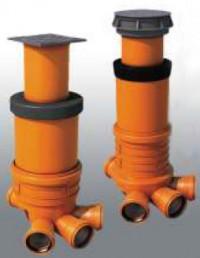 Camine de inspectie din PP si PVC - Camine de inspectie din PP si PVC