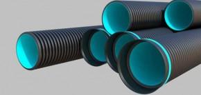 Tevi PP corugate - Tevi si fitinguri PVC pentru canalizari exterioare