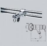 Armatura mixta cu mono-comanda - Baterii si robineti cu inchidere hidraulica