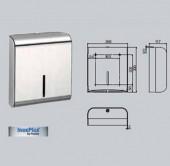 Dispenser de prosoape de hartie - Accesorii pentru baie si grupuri sanitare - Xinox