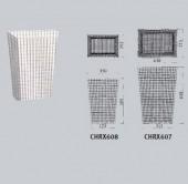 Cos de gunoi  - Accesorii pentru baie si grupuri sanitare - Chronos
