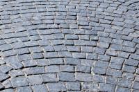 Pavaj cu piatra - Tipuri de pavele