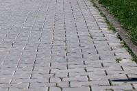 Pavaj din materiale compozite (beton) - Tipuri de pavele