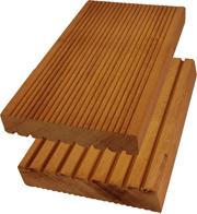 deck cu aspect lemn natur - Deck-uri din lemn