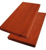 deck caramiziu - Deck-uri din lemn