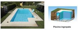 Piscina rezidentiala Bluespring - ingropata - Tipuri de piscine rezidentiale Bluespring