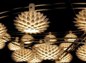 Candelabru Palm - Candelabre, lustre