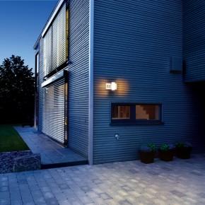 Lampa de exterior cu LED si senzor miscare - L 625 LED - Aplice cu senzor de miscare - STEINEL